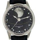 Schaumburg Watch Moon Galaxy Automatik Gold Stone 43mm
