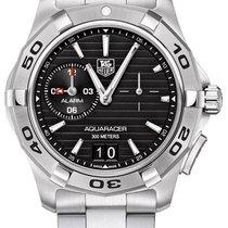 TAG Heuer Aquaracer Grande Date Alarm 39mm WAP111Z.BA0831
