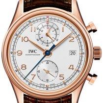 IWC Portugieser Chronograph Classic IW390402