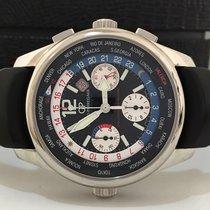 Girard Perregaux World Time Chronograph Americas Cup Edição...