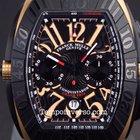 Franck Muller Conquistador grand prix rose gold full set 9900...