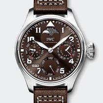 "IWC Big Pilot's Watch Perpetual Calendar Ed. ""St. Exupéry&..."