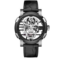 Romain Jerome Skylab Speed Metal 48 Skull SLN