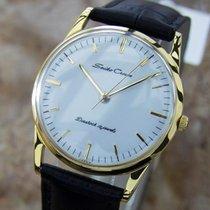 Seiko Crown Rare Vintage 1950s Made In Japan Manual Gold...