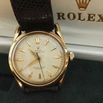 Rolex rare bombay 18 kt rose gold ref.6290