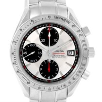 Omega Speedmaster Day Date Chronograph 40mm Mens Watch 3211.31.00