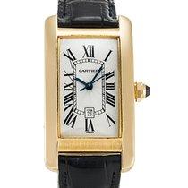 Cartier Watch Tank Americaine W2603556