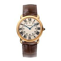 Cartier Ronde Manual Mens Watch Ref W6800251