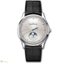 Jaeger-LeCoultre Master Ultra Thin Moon Rose Gold Leather...