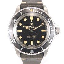 """Rolex Submariner 5513 """"Gilt"""" """"Meter first"""""""