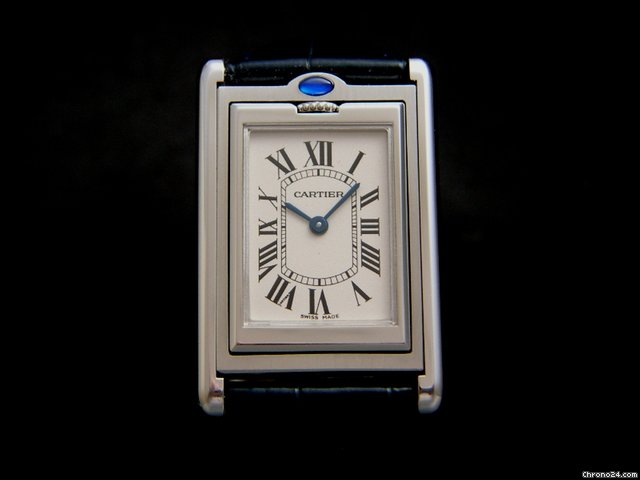 Cartier Tank Basculante