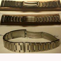 IWC Oyster-style steel bracelet 18 mm for Ingenieur &...