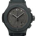 Hublot Big Bang Aero Bang All Black Ceramic Mens Watch...