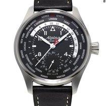 Alpina STARTIMER WORLDTIMER MANUFACTURE - 100 % NEW - FREE...