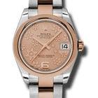 Rolex 178241 Pink Flower Dial
