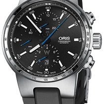 Oris Williams Chronograph NEU mit B+P