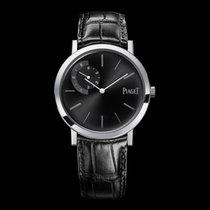 Piaget [NEW] Altiplano Mechanical Black Dial G0A34114
