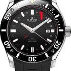 Edox Class 1 Worldtimer GMT Automatic