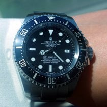 Rolex Sea Dweller Deepsea Royal Navy Clearance Diver Limited...