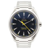 Omega Seamaster Aqua Terra James Bond Limited Edition