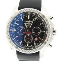 Breitling Bentley Bornato Racing Chronograph Stainless Steel