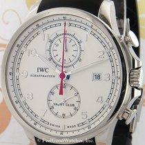 IWC IW390206 Porguguese Yacht Club Chronograph, Steel