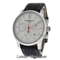 Montblanc Mint Men's  107573 Chronograph Steel Automatic...