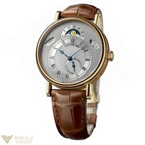 Breguet Classique 18K Yellow Gold Men's Watch