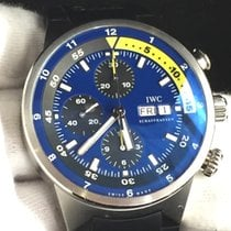 IWC Aquatimer Tribute To Calypso Chronograph