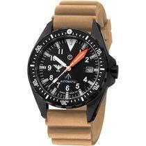 KHS Uhren Herrenuhr MissionTimer 3 | OT Automatic KHS.MTAOTA.DT
