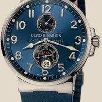 Ulysse Nardin Marine Maxi Chronometer 41mm