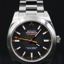 Rolex Oyster Perpetual Milgauss Watch