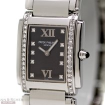 Patek Philippe Twenty4 Ref-4910/10A Stainless Steel Papers...