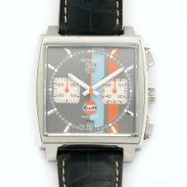 TAG Heuer Vintage Monaco Steel Chrono Ref. CAW2113