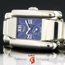Chopard La Strada blue dial Full Set Ref. 41/8380