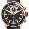 IWC Aquatimer Chronograph Fly-Back 18 kt. Rotgold - 3769 - 03