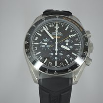 Omega Speedmaster HB-SIA Co-Axial GMT Chronograph Limited Edition