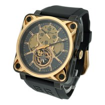 Bell & Ross BR 01 Tourbillon Gold Limited to 20 pieces