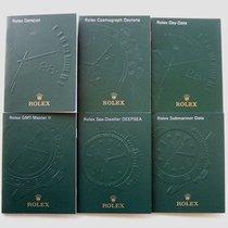 Rolex Libretti / Booklet di istruzione - Anni 2000 / 2012