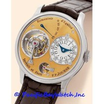 F.P.Journe Souverain Tourbillon Platinum Pre-Owned