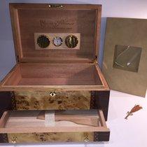 Cuervo y Sobrinos Humidor Wooden Box