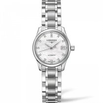 Longines Ladies L21284876 Master Automatic Watch