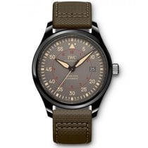 IWC Pilots Automatic Date Mens watch IW324702