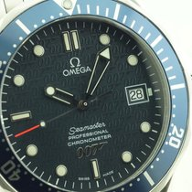 Omega Seamaster Limited Edition James Bond 007