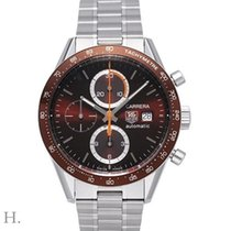 TAG Heuer Carrera Calibre 16 Automatik Chronograph 41 mm