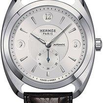 Hermès Dressage Automatic Petite Second GM 037805WW00