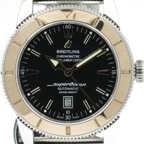 "Breitling ""SuperOcean Heritage 46 Automatic"" 18K pink..."