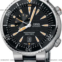 Oris Divers Small Second Date 64376098454MB