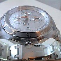 Swatch Chrono Automatic: Silver Class