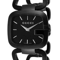 Gucci Watch YA125403 Ion plated St.Steel 30 x 32 mm Swiss Made